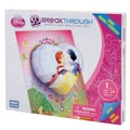 Mega Brands 100 Piece 3D Breakthrough Princess Heart Puzzle