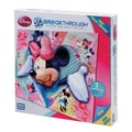 Mega Brands 200 Piece 3D Breakthrough Minnie Mouse Puzzle
