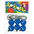 Blongo Family Fun Soft Ball Game Set; Blue