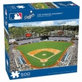 Fundex Games MLB Stadium Puzzle; Los Angeles Dodgers