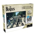 Aquarius Beatles Abbey Road Jigsaw Puzzle