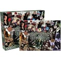 NMR AC DC Collage 1000 Piece Jigsaw Puzzle