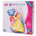 Mega Brands 200 Piece 3D Breakthrough Disney Princess Puzzle