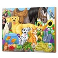 The Learning Journey 48 Piece Lift and Discover Jigsaw Puzzle - Animal Friends