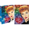 Aquarius I Love Lucy Collage 1000 Piece Jigsaw Puzzle