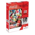 Aquarius Coca - Cola Jigsaw Puzzle