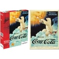 NMR Coca Cola Bear 1000 Piece Jigsaw Puzzle