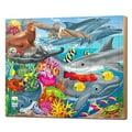 The Learning Journey 48 Piece Lift and Discover Jigsaw Puzzle - Creatures of the Sea