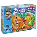 Patch Products 2 - Sided Sneaky Floor Puzzle - Dinosaur Land