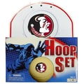 Patch Products NCAA Mini Hoop Set; Florida State