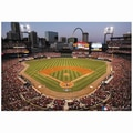 Fundex Games MLB Stadium Puzzle; St. Louis Cardinals