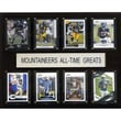 C & I Collectibles NCAA Football All-Time Greats Plaque; Arkansas