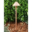 Dabmar Lighting 1 Light Landscape Lighting; Copper