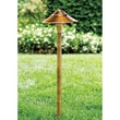 Dabmar Lighting 1 Light Walkway / Area Light; Copper
