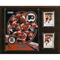 C & I Collectibles NHL 2011 Team Plaque; Philadelphia Flyers