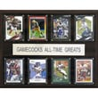 C & I Collectibles NCAA Football All-Time Greats Plaque; South Carolina