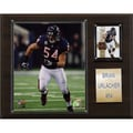 C & I Collectibles NFL Player Plaque; Chicago Bears - Brian Urlacher