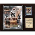 C & I Collectibles NFL Player Plaque; Chicago Bears - Walter Payton