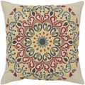 Rizzy Home Pillow Cover with Filler Insert