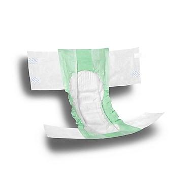 Medline® FitRight® Plus Clothlike Briefs, 2XL (60