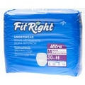 Medline® FitRight® Ultra Protective Underwear, Medium (28in. - 40in.), 80/Pack