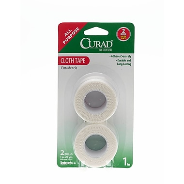 Medline® Curad® Cloth Tape, 1in. x 10 yds., 24/Pack