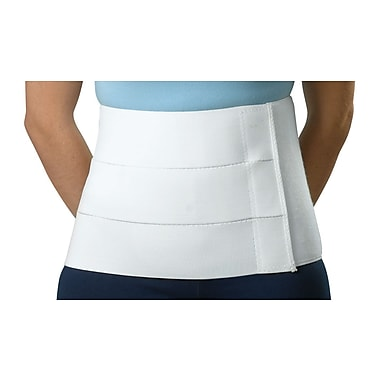 Medline® Premium Tri-Panel Abdominal Binders, Small/Medium
