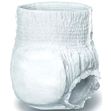 Medline® Protection Plus® Classic Protective Underwear, Small (20in. - 28in.), 22/Bag