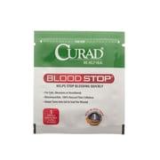 """Medline® Curad® Bloodstop® Sterile Hemostat Gauze Pad, 1"""" x 1"""", 10/Box"""