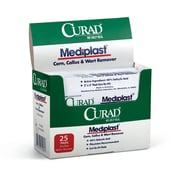 Medline® Curad® MediPlast® Wart Pads, 2 x 3, 150/Pack