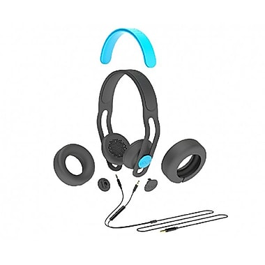 BOOM Swap Modular On-Ear Headphone, Black