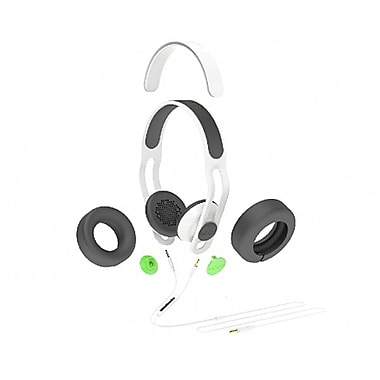 BOOM Swap Modular On-Ear Headphone, White