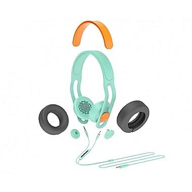 BOOM Swap Modular On-Ear Headphone, Green