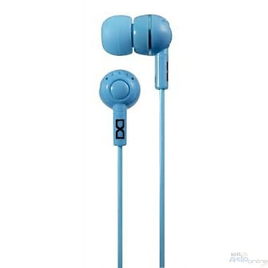 BOOM Leader In-Ear Headphones, Blue