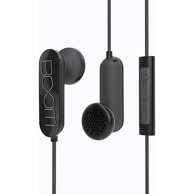 BOOM Spooners Ear Bud, Black