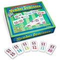 Puremco Number Dominoes Premium Double 15 Set