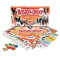 Late for the Sky Breed-Opoly Board Game; Boston Terrier