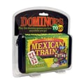 Puremco Dominoes Mexican Train Number DominoesTo Go