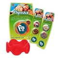 Wild Creations Flipoutz Bracelet with One Coin and Two Additional Coin Pack in Red
