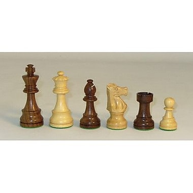 Chopra Sheesham French Chessmen