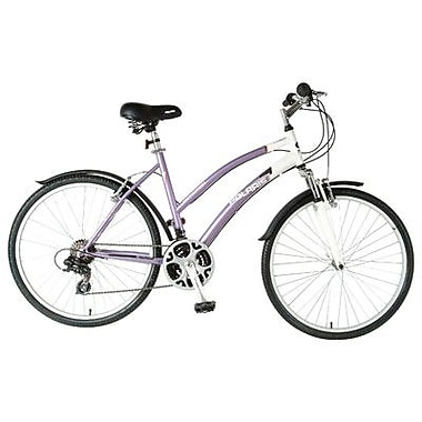 Polaris Women's 21-Speed Sportsman Comfort Bike