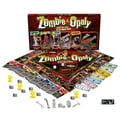 Late for the Sky Zombie Opoly Game