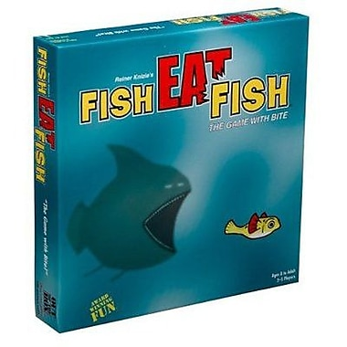 Out of the Box Fish Eat Fish Board Game