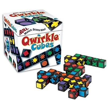 MindWare Qwirkle Cubes Board Game