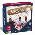 Fundex Games MLB Scrabble Board Game; St. Louis Cardinals