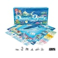Late for the Sky Ocean-opoly Board Game