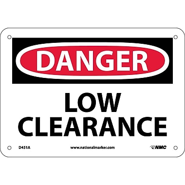 Danger, Low Clearance, 7