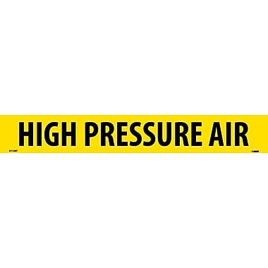 Pipemarker, Adhesive Vinyl, 25/Pack, High Pressure Air, 2