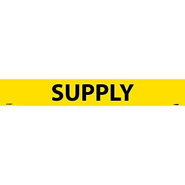 Pipemarker Adhesive Vinyl, 25/Pack Supply, 2