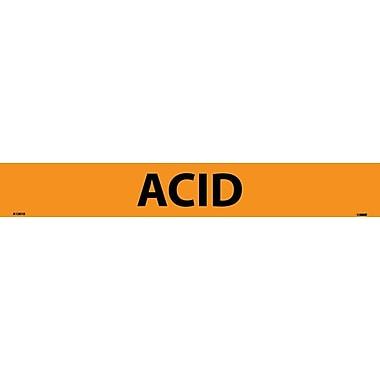 Pipemarker, Acid, 2